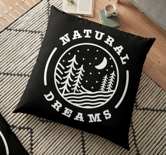 Illustration Natural Dreams
